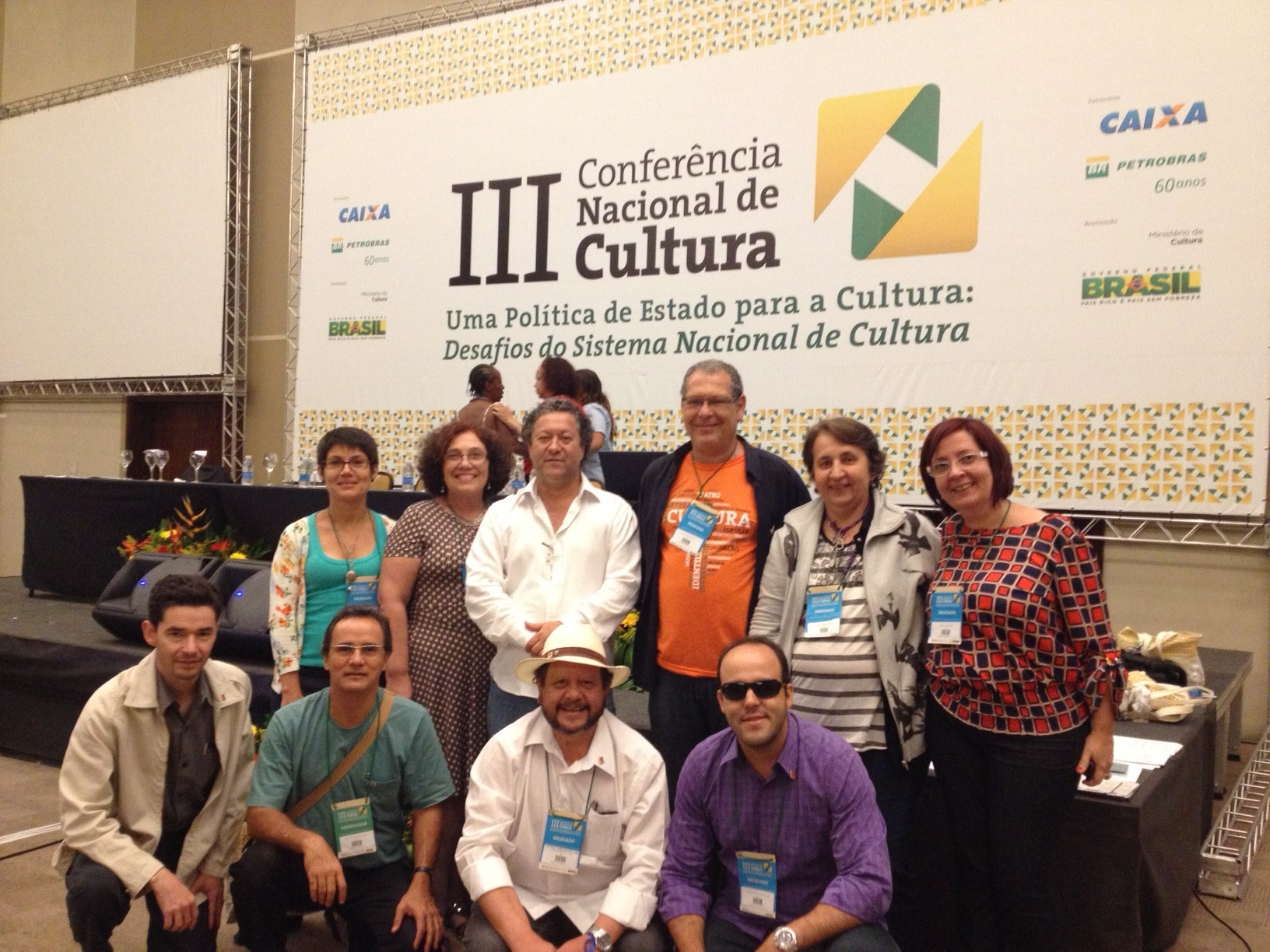 Conferência Nacional de Cultura aprova proposta de concurso público de projetos para novos equipamentos culturais do governo federal