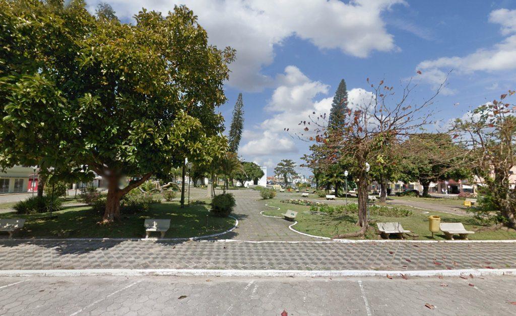 Praça Central de Guaratuba