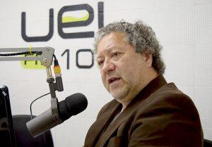 Presidente do CAU/PR, Jeferson Dantas Navolar