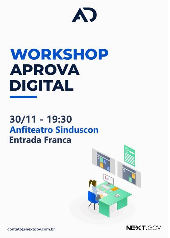 Workshop Aprova Digital