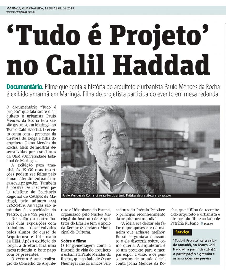 Metro Jornal