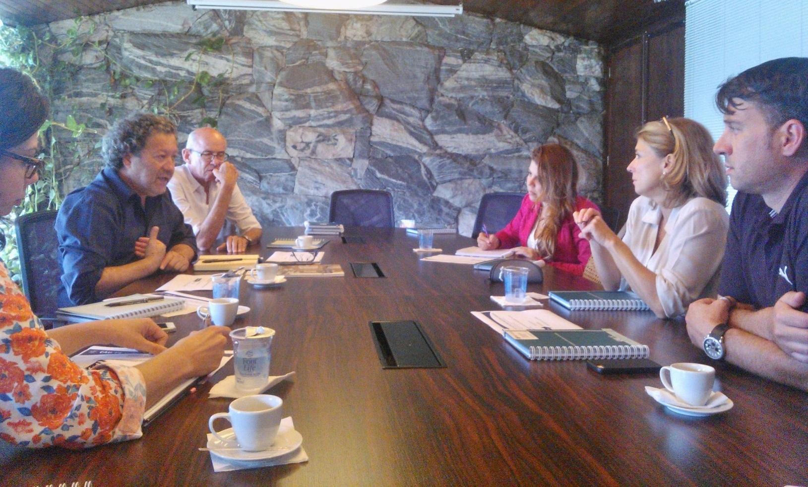 Reunião na Sede do CAU/PR