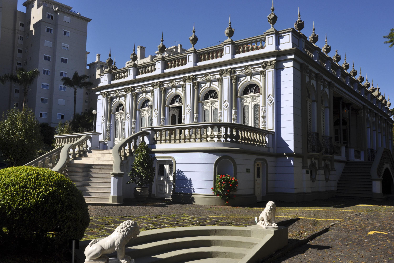 Fachada do Palacete