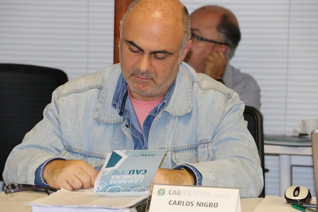 Conselheiro do CAU/PR