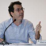 O conselheiro do CAU/PR, Aníbal Verri Júnior