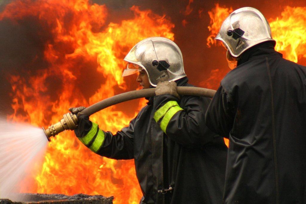 Combate ao fogo
