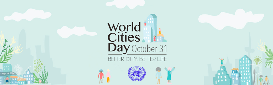 Dia Mundial das Cidades