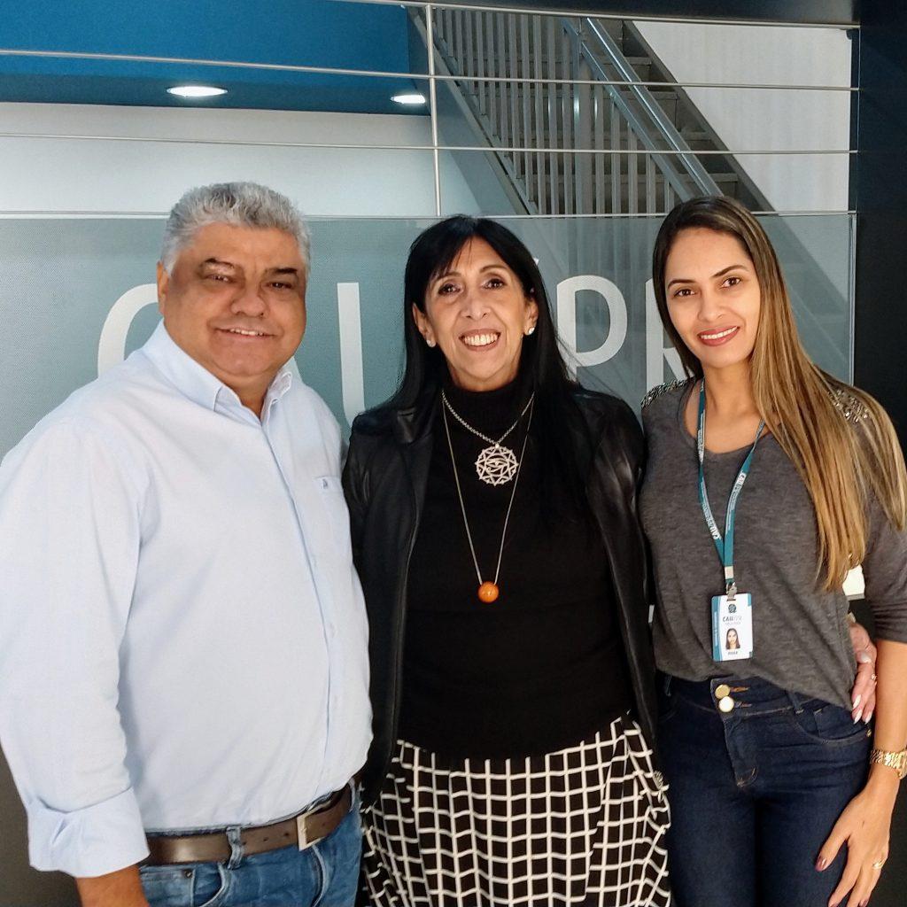 Visita Escritório Londrina