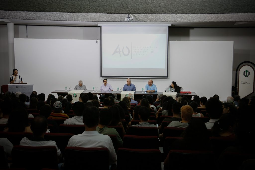 40 anos curso UEL
